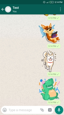How to get WhatsApp Stickers Feature on your phone