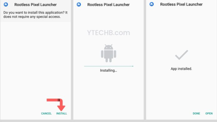 Download Pixel 3 Launcher APK for your Non-Pixel Android Phone