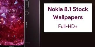 Nokia 8.1 Wallpapers