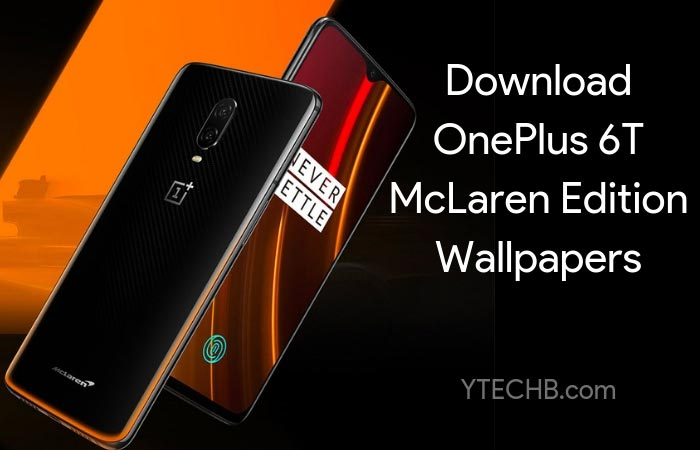 Download Oneplus 6t Mclaren Edition Stock Live Wallpapers Fhd