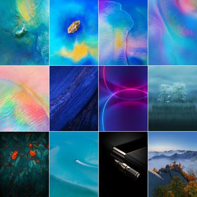 Huawei Mate 20 Pro Wallpapers