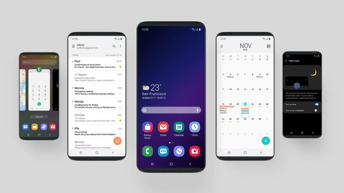 Download & Install Samsung One UI on your S9 & S9+ YTECHB - Android