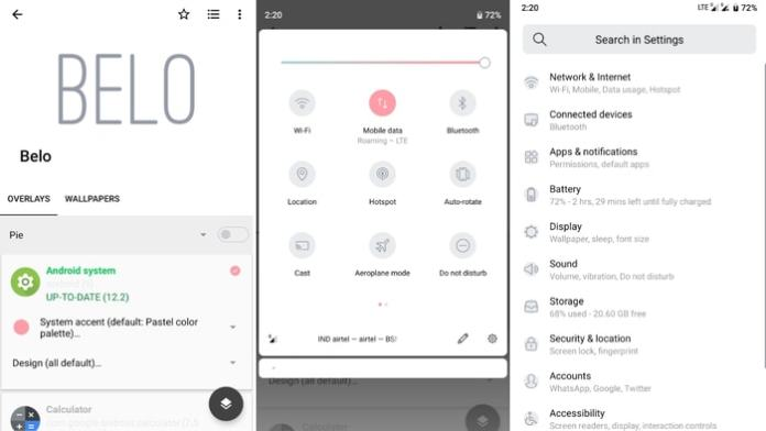 Best Substratum Themes