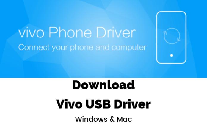 Download Vivo USB Drivers