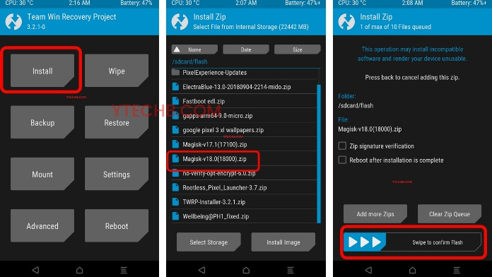 How to Root Asus Zenfone Max Pro M2 using TWRP & Magisk [Full Guide]