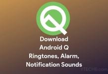 Download Android Q ringtones