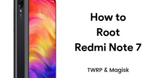 how to root redmi note 7