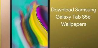Samsung Galaxy Tab S5e Wallpapers