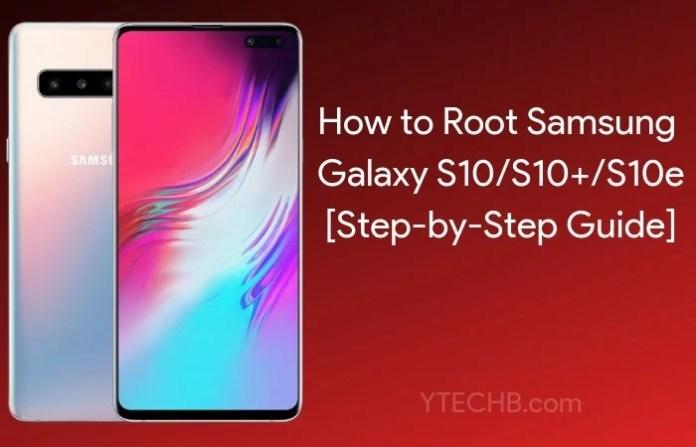 Root Samsung Galaxy S10