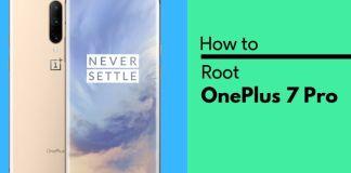 root oneplus 7 pro