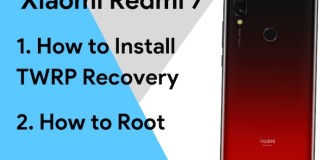 root redmi 7