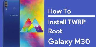 Root Galaxy M30