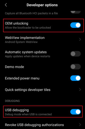 lineage os for redmi note 7 pro
