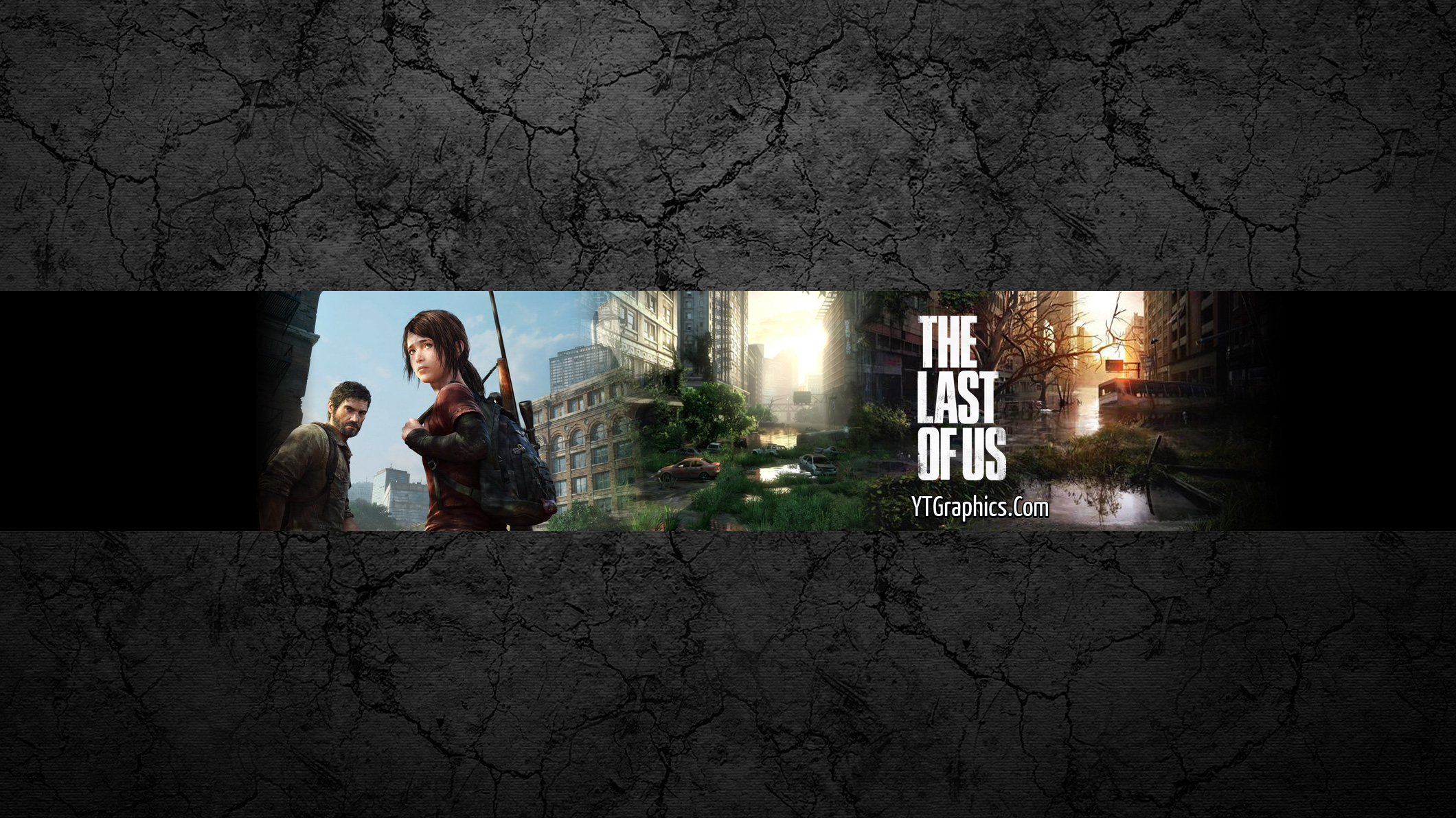 The Last Of Us YouTube Channel Art Banner