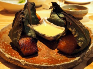 Black Cod at Zuma London
