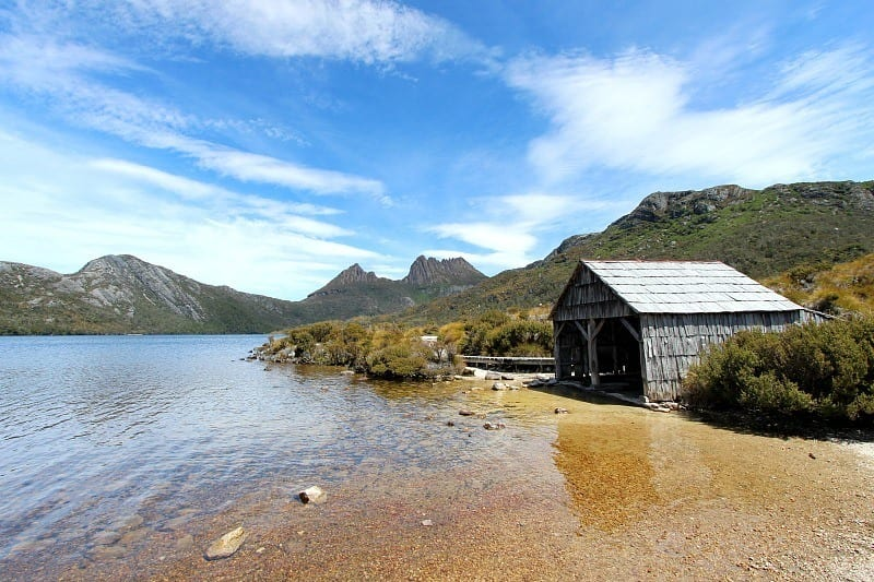 Cradle Mountain National Park - Tasmania, Australia