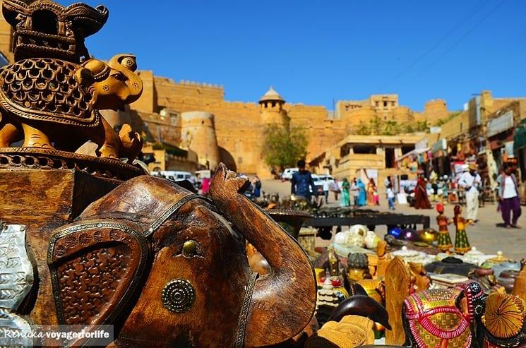 Golden Fort in Jaisalmer