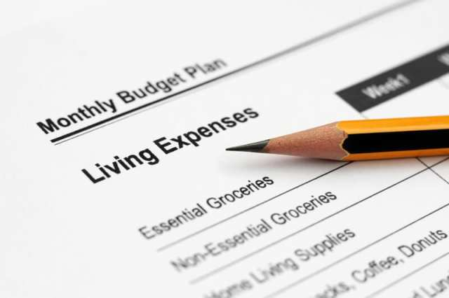 Image result for living expenses