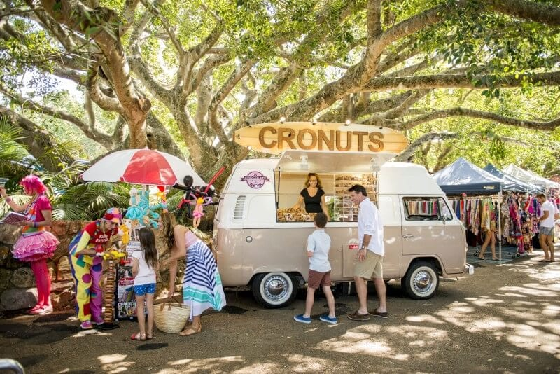 Eumundi Markets - sunshine Coast, Queensland