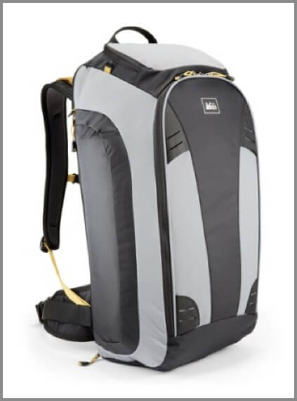 REI Vagabond 40 Pack - one of the top 10 travel backpacks