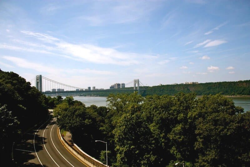 Fort Tryon Park - one of the best parks in NYC