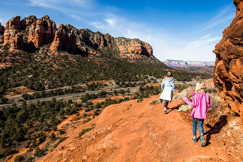 Bell Rock Trail Sedona Arizona