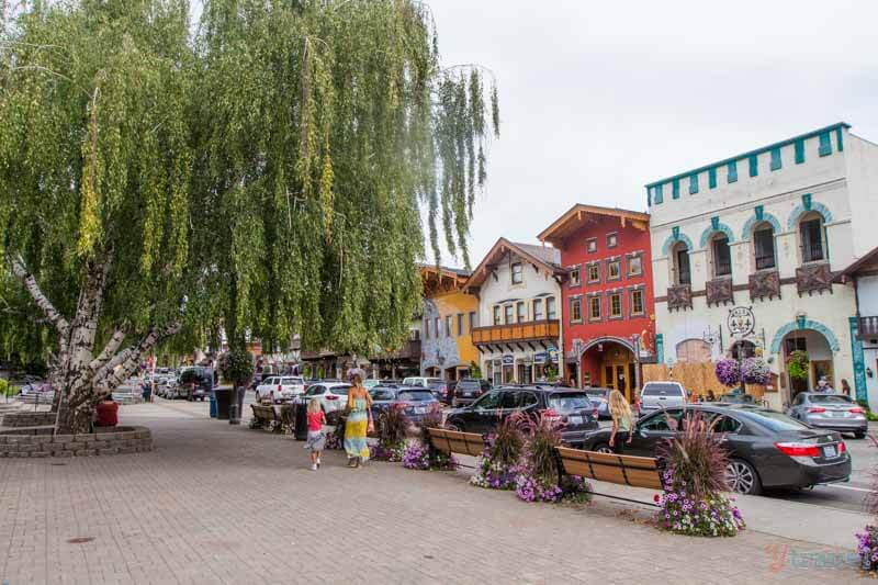 Leavenworth Washington best small towns usa
