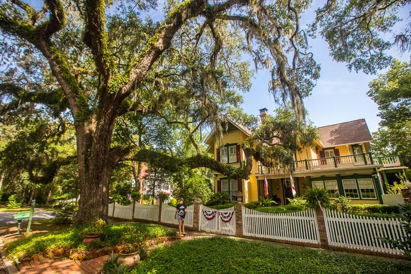 Monticello Florida charming small town usa