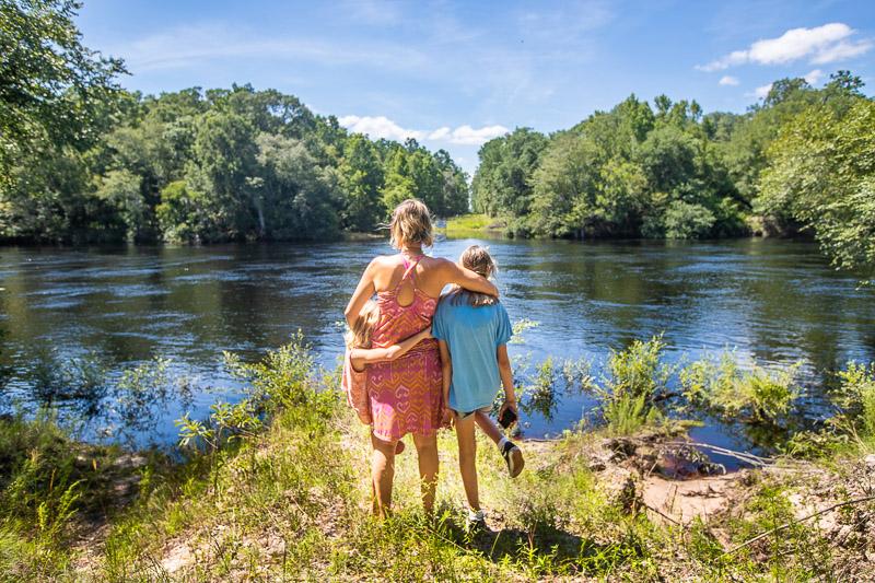 Suwanee Wilderness River Trail