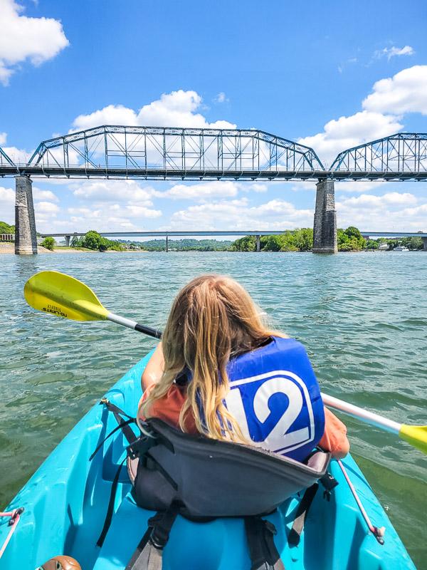 tennesee river kayak rentals