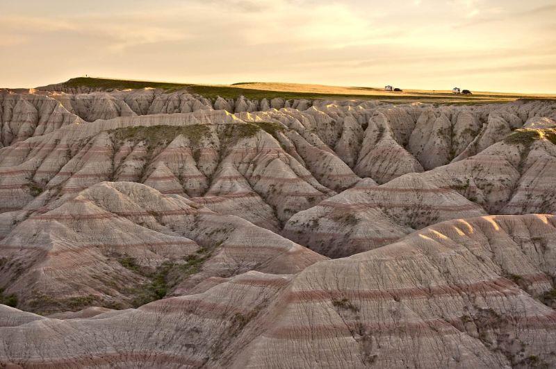Badlands Scenic Route South Dakota