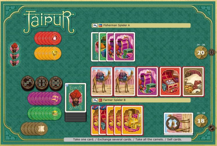 Image result for jaipur card game