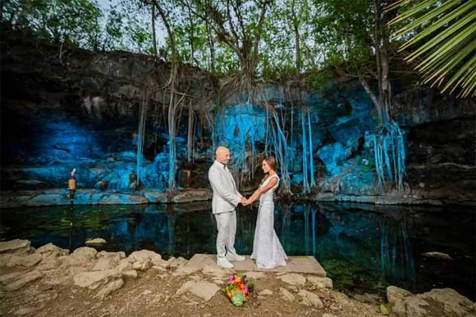 Weddings in the New Normal? Unique ceremony in Yucatan! 💖 - YucatánLove 💕  Wedding Planners