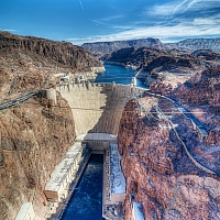 From-the-fire-into-the-water-Hoover-Dam