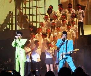 A Love Song to Hong Kong: Tat Ming Pair August 18 2012