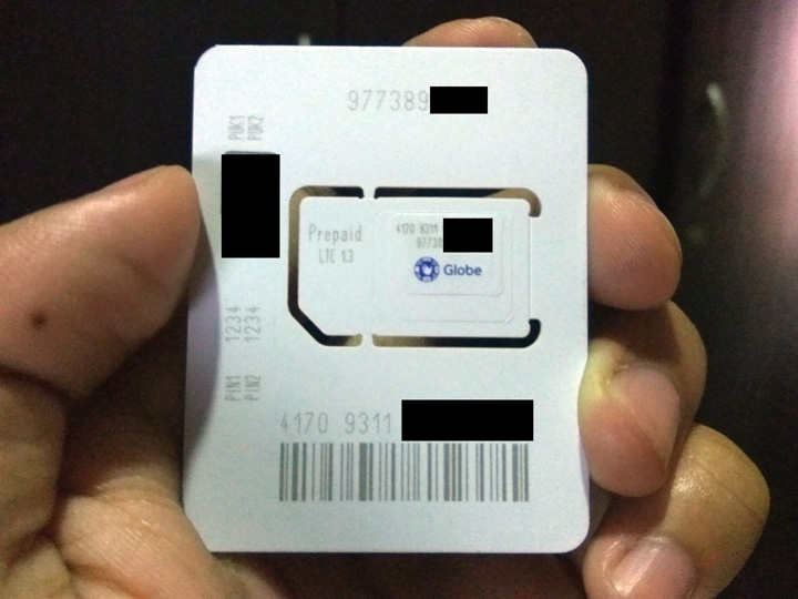 How to know your Globe SIM card number? – Ask Yuga!
