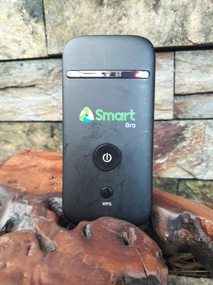 How to reset your Smart Bro Pocket WiFi's settings configuration