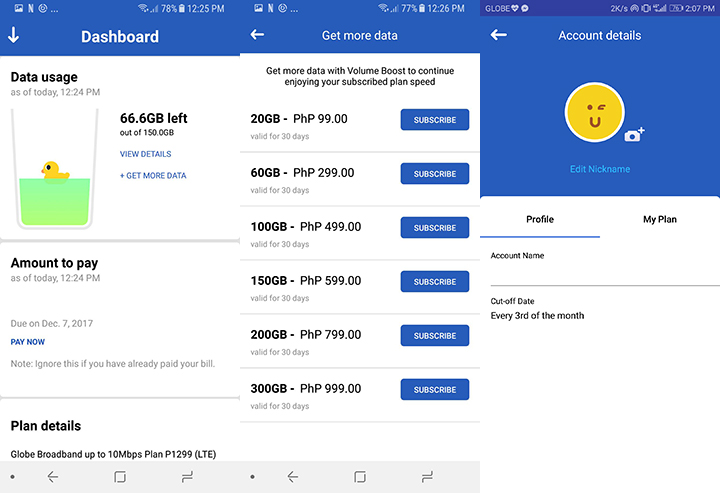 How to use the Globe at Home app (Postpaid and Prepaid) - Ask Yuga!