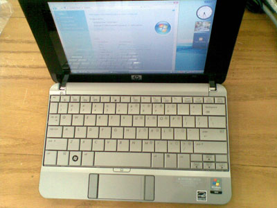 hp 2133 mininotebook