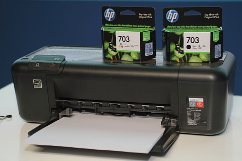 HP intros new printers, cheaper inks - YugaTech