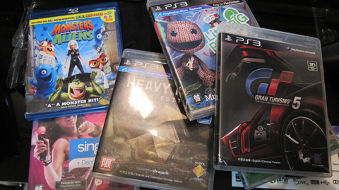 A Sony 3D TV, Blu-ray, PS3 and Move - YugaTech   Philippines