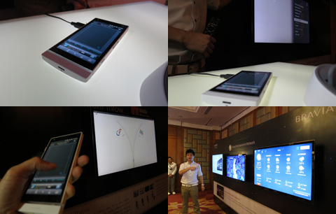 Sony launches 2012 Internet TV line-up - YugaTech