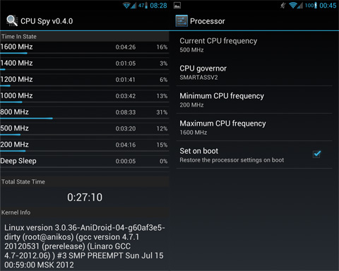 AniDroid ROM with Linaro Kernel for Galaxy Note - YugaTech