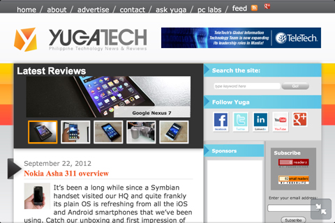 iOS 6: The Full Overview - YugaTech | Philippines Tech News