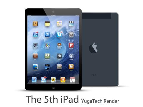 the 5th ipad