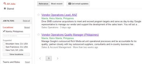 google office website. Google Posts New Job Openings For Manila Office » YugaTech | Philippines Tech News \u0026 Reviews Website