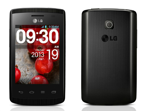 lg announces entry level optimus l1 ii yugatech philippines tech