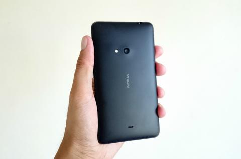 lumia 625_rear