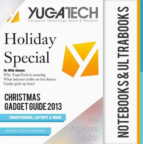 NOTEBOOKS ULTRABOOKS CHRISTMAS GUIDE YUGATECH GADGET