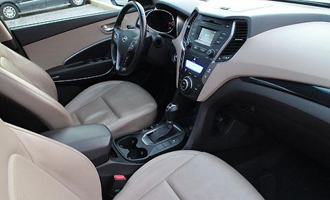 Test Drive: Hyundai Santa Fe 2013 2 2L R-eVGT 6AT - YugaTech